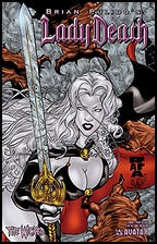 LADY DEATH: The Wicked #1 Direct Attack