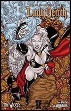 LADY DEATH: The Wicked #1 Deity