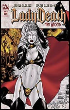 LADY DEATH: The Wicked #1 Hedonist