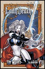 LADY DEATH: The Wicked #1 Prism foil