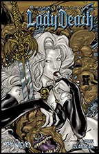 LADY DEATH: The Wicked #1 Tasty
