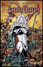 LADY DEATH: The Wicked #1/2 Victory