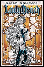 LADY DEATH: The Wicked #1 Art Nouveau