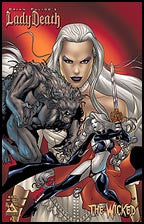 LADY DEATH: The Wicked #1 Conflict