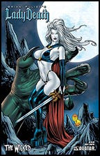 LADY DEATH: The Wicked #1 Martin