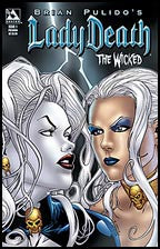 LADY DEATH: The Wicked #1 Premium