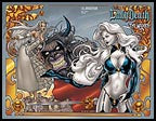 LADY DEATH: The Wicked #1 Wraparound