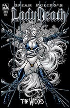 LADY DEATH: The Wicked #1/2 Bondage