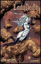 LADY DEATH: The Wicked #1/2 Premium