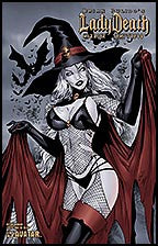LADY DEATH Warrior Temptress Witchy Woman