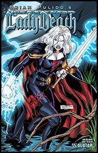 MEDIEVAL LADY DEATH #1 Fear Her Wra