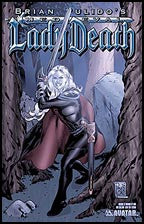 MEDIEVAL LADY DEATH #2 Bring it On