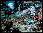 MEDIEVAL LADY DEATH #2 Wraparound