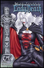 MEDIEVAL LADY DEATH #4 Peaceful