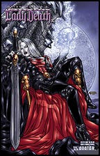 MEDIEVAL LADY DEATH #5 Hidden Power