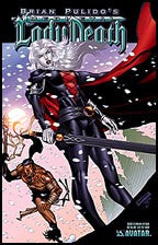 MEDIEVAL LADY DEATH #8 Sneak Attack