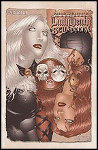 MEDIEVAL LADY DEATH / BELLADONNA #1 Commemorative