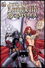 MEDIEVAL LADY DEATH / BELLADONNA #1 Gold Foil