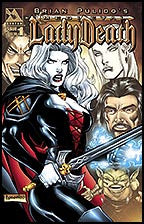 MEDIEVAL LADY DEATH #1-8 Bag Set