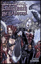 MEDIEVAL LADY DEATH / BELLA #1/2 Making a Point