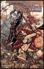 MEDIEVAL LADY DEATH / BELLADONNA #1/2 Unstoppable