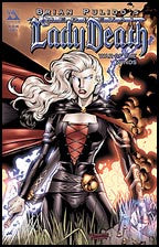 MEDIEVAL LADY DEATH: War of the Winds #1