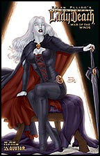 MEDIEVAL LADY DEATH: War of the Winds #1 Spotlight