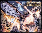 MEDIEVAL LADY DEATH: War of the Winds #1 Wrap