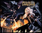 MEDIEVAL LADY DEATH: War of the Winds #2 Wrap