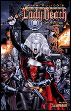 MEDIEVAL LADY DEATH: War of the Winds #3