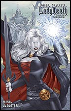 MEDIEVAL LADY DEATH: War of the Winds #4 Fortitude