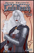 MEDIEVAL LADY DEATH: War of the Winds #4 Revelation
