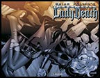 MEDIEVAL LADY DEATH: War of the Winds #4 Wraparound