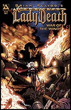 MEDIEVAL LADY DEATH: War of the Winds #5