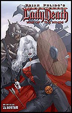 MEDIEVAL LADY DEATH: War of the Winds #6 Battle Edition