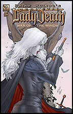 MEDIEVAL LADY DEATH: War of the Winds #6 Premium