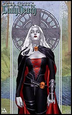 MEDIEVAL LADY DEATH #2 Serenity by Siqueira Litho
