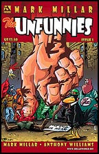Mark Millar's The Unfunnies #1