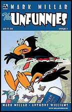 Mark Millar's THE UNFUNNIES #2