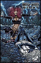 MISCHIEF NIGHT Special #1 Lady Death