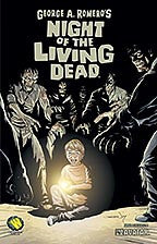 NIGHT OF THE LIVING DEAD ANNUAL #1 Wizard World Chicago