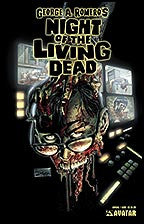 NIGHT OF THE LIVING DEAD ANNUAL #1 Gore