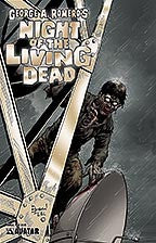 NIGHT OF THE LIVING DEAD ANNUAL #1 Gold Foil