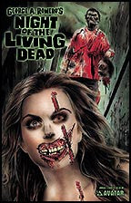 NIGHT OF THE LIVING DEAD ANNUAL #1 Painted