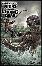 NIGHT OF THE LIVING DEAD ANNUAL #1 Rotting