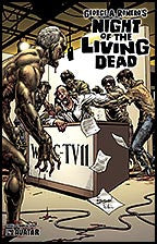 NIGHT OF THE LIVING DEAD ANNUAL #1 Terror