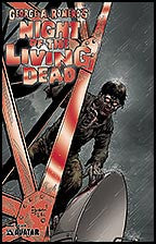 NIGHT OF THE LIVING DEAD ANNUAL #1 Triple Cast Signed