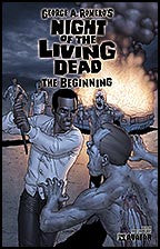 NIGHT OF THE LIVING DEAD:  The Beginning #1 Auxiliary