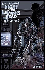 NIGHT OF THE LIVING DEAD:  The Beginning #2 Gore