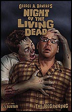 NIGHT OF THE LIVING DEAD:  The Beginning #2 Painted